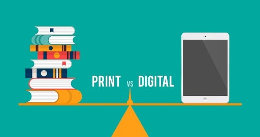 Print vs. Digital Marketing